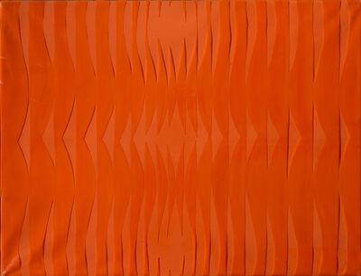 Carla Accardi, 'Arancio-arancio', 1966