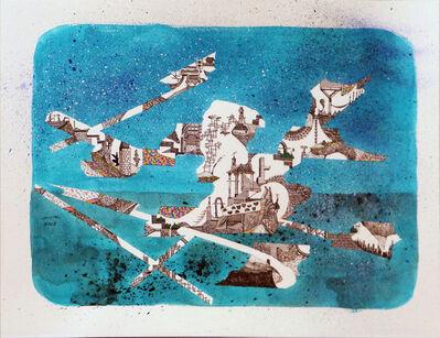 Yusuke Koshima, 'Wonder City 2015 (2)', 2015
