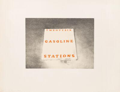 Ed Ruscha, 'Twenty Six Gasoline Stations', 1970