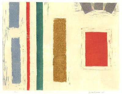 Jacob Kainen, 'Jerusalem', 1985