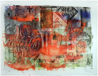 William Christenberry, 'Studio Study', 2011