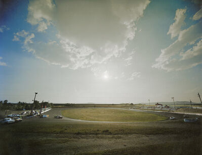 Jerry Spagnoli, 'Mission Valley Speedway, Montana', 2008