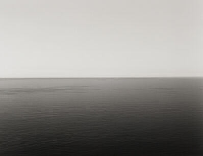 Hiroshi Sugimoto, 'English Channel, Weston Cliff', 1994
