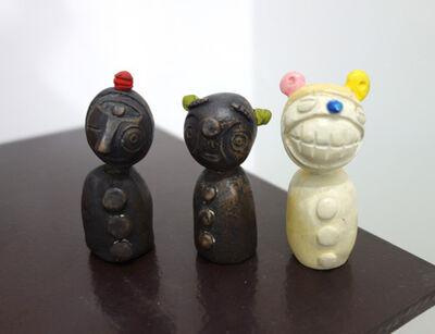 Takatomo Tomita, 'plastic litte', 2001
