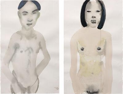 Marlene Dumas, 'Couple', 1996