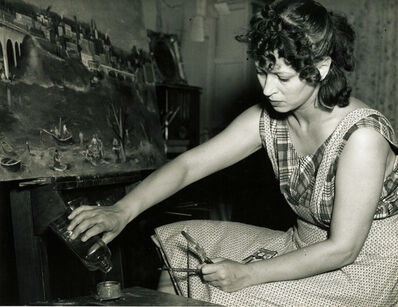Doris Lee, 'Portrait of Doris Lee', ca. 1935