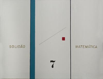 Almandrade, 'Visual Poem 7', 1983-1994