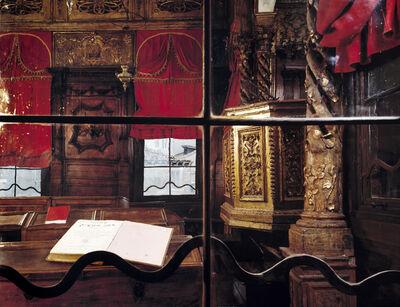 Neil Folberg, 'Canton Synagogue, Venice', 1995