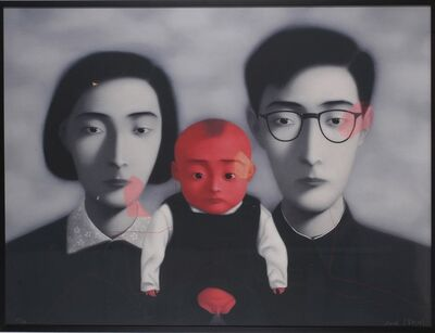 Zhang Xiaogang, 'The Big Family ', 2006