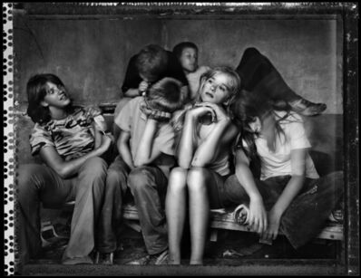 Jim Goldberg, 'Huffers Acting, Ukraine', 2006