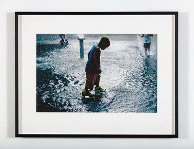 Martine Barrat, 'Joyful baptism (Harlem)', 1981