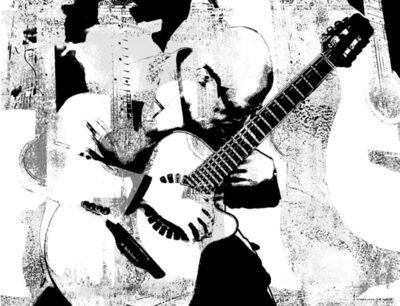 Jane Sklar, 'Guitar Man', 2020