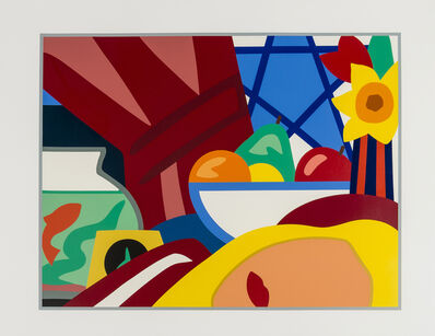 Tom Wesselmann, 'Still Life with Blonde', 1999