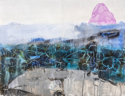 Mary Vernon, 'Mountain and Whale', 2018