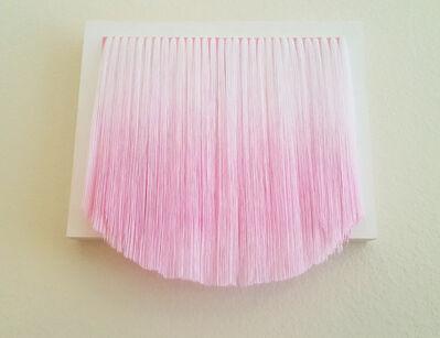 Bumin Kim, 'Accumulation (Pinkish White)', 2016