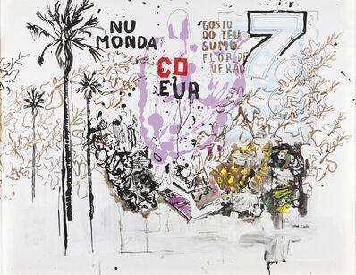 Francisco Vidal, 'Desenhos com Eugénia Mussa'