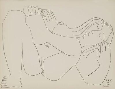 Pablo Picasso, 'Femme Nue I and VI', 1969