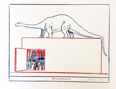 Mark Dion, 'Brontosaurus', 2017