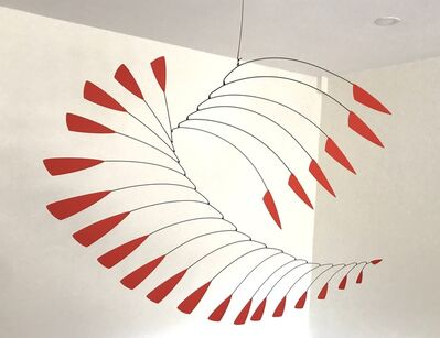 Manuel Marin, 'Red Wings', 1999