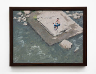 Serban Savu, 'The Creek', 2012