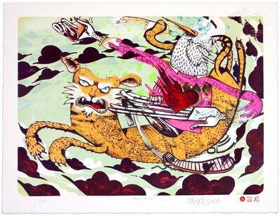 Alëxone Dizac, 'Ride the Tiger', 2020