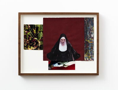 Michael Kvium, 'Paper Tale ', 2019
