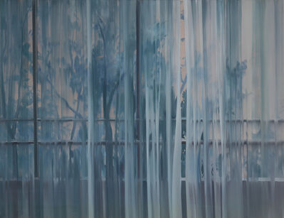 Park Kyung-A, 'Landscape with curtain', 2008