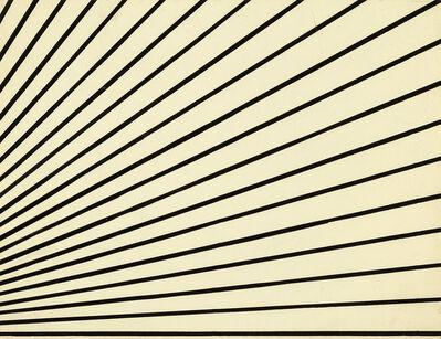 Vera Molnar, 'Perspective', 1959