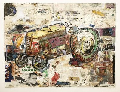 Jeffrey Vallance, 'Tractor', 1979