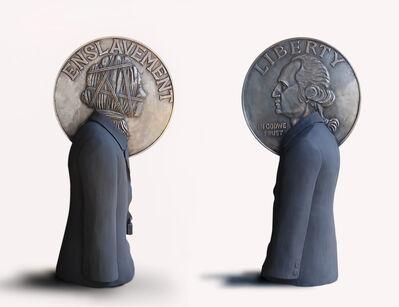 Antuan Rodriguez, 'Las Dos Caras de la Misma Moneda   The Two Sides of the Same Coin', 2011