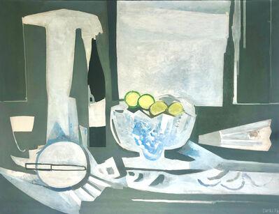 Francisco Bores, 'Composition aux citrons', 1954