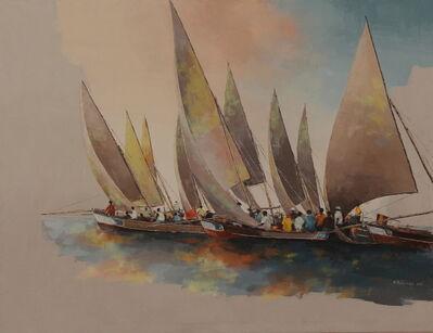 Ismael Kateregga, 'Dhow race'