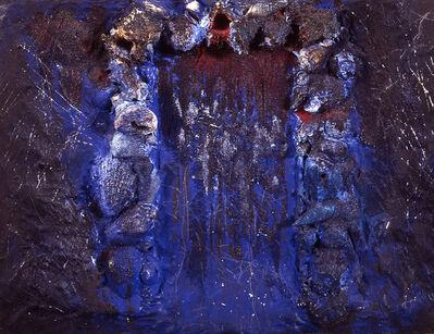 Silvio Merlino, 'PORTA LONTANO', 1985