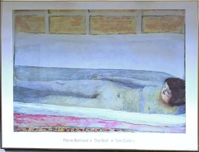 Pierre Bonnard, 'The Bath', 1997