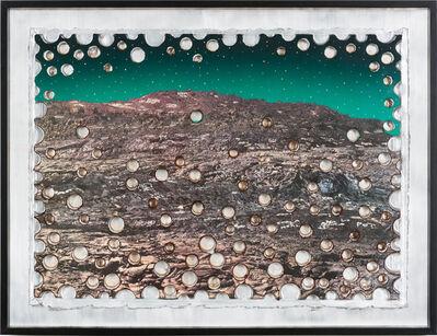 Ashley Bickerton, 'Graffiti Mountain No.5', 2006