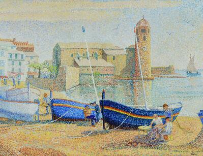 Yvonne Canu, 'Collioure', 20th century