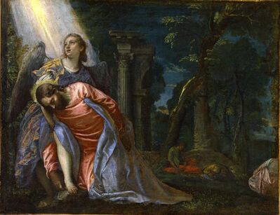 Paolo Veronese, 'Christ in the Garden of Gethsemane', 1570
