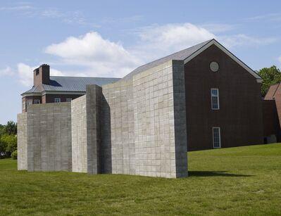 Sol LeWitt, 'Seven Walls', 2002