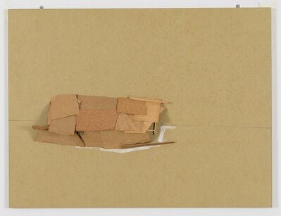 Tadashi Kawamata, 'Field Work A-15', 1991