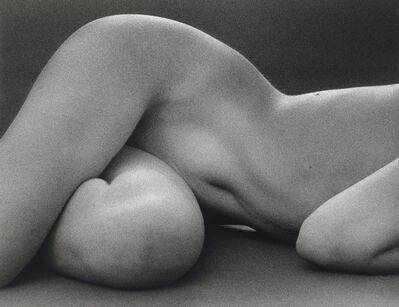 Ruth Bernhard, 'Hips Horizontal', 1975