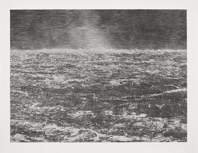Christiane Baumgartner, 'Silver Rain IV', 2019
