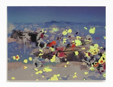 Petra Cortright, '1 800 flowers', 2014