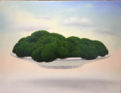 Jong Yong YANG, 'Bowl Moss ', 2016