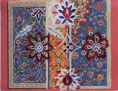 Tricia L. Townes, 'Persian-American 2', 2016