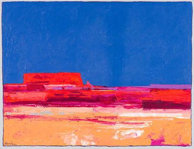 Dan Namingha, 'Hopi Mesa', 1983