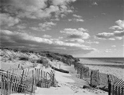 Daniel Jones, 'Beach Fence #8'