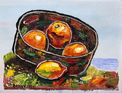 Konstantin Bokov, 'Still Life with Oranges and Lemon', 1999