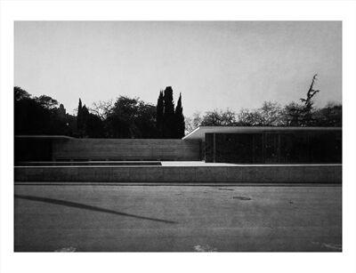 Kris Scholz, 'Mies van der Rohe Pavillon Barcelona', 2002