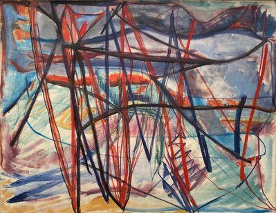 Carmen Herrera, 'Untitled (Havana Series #35)', 1950-1951