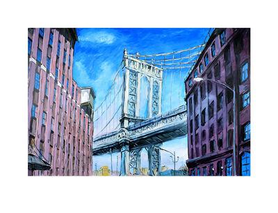 Bob Dylan, 'Manhattan Bridge, Downtown New York (2019)', 2019